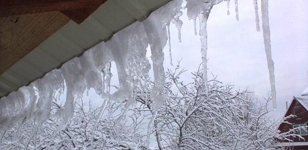 Ледяной дождь. Фото О.Гринченко