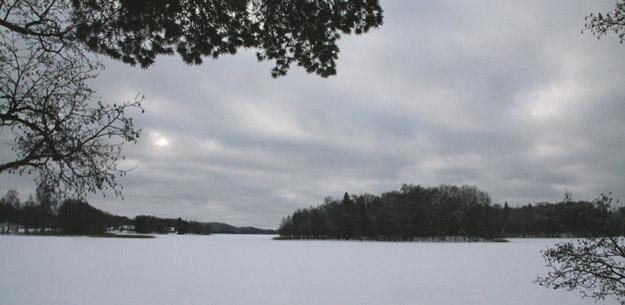Озеро Пюхаярве, Эстония. Фото О.С. Гринченко